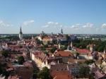 Blick auf den Domberg Tallinn