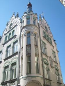 Hausfassade Tallinn