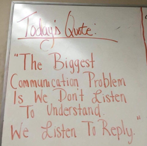 communication-problem